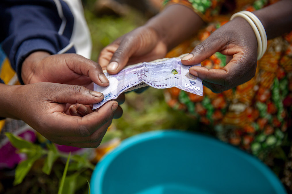 Championing Refugees Financial Inclusion in Rwanda