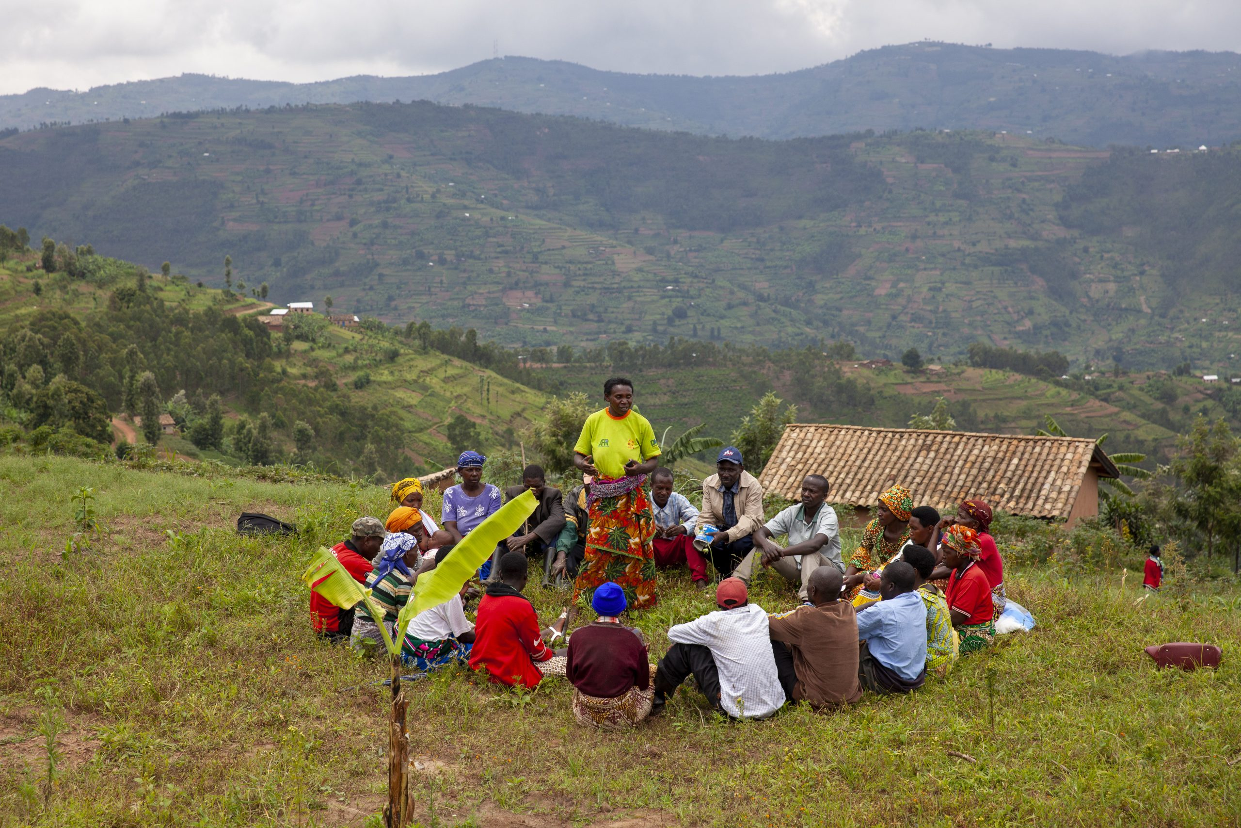 FOCUS NOTE: Effects of Covid-19 on Group-Based Financial Services in Rwanda
