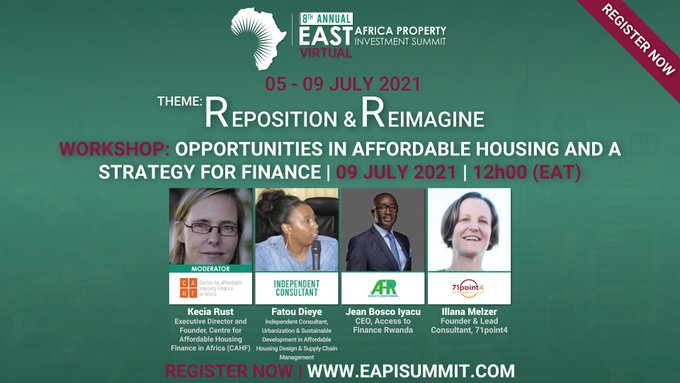 Opportunities in affordable Housing  & a strategy for Finance: An Access Finance Rwanda based case study